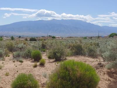 Rio Rancho Residential Lots & Land For Sale: 4400 Manitoba Road SE
