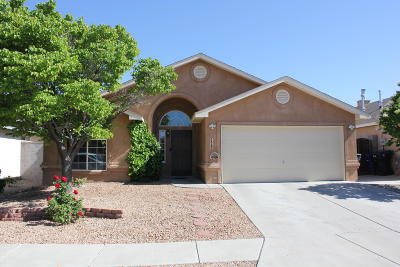 Albuquerque Single Family Home For Sale: 6323 Keswick Place NW
