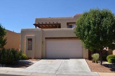 Single Family Home For Sale: 8904 Desert Fox Way NE