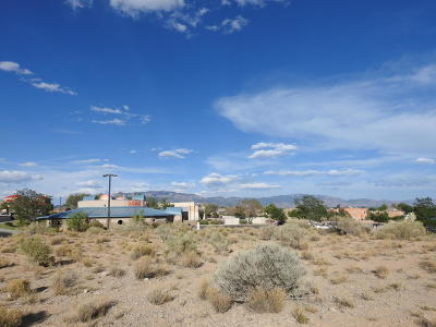 Albuquerque Residential Lots & Land For Sale: 8621 Golf Course Road NW