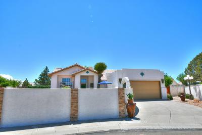 Albuquerque Single Family Home For Sale: 8216 Calle Ensueno NW