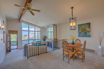 Sandia Heights Attached For Sale: 790 Tramway Lane NE #9C
