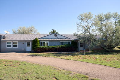 Tijeras, Cedar Crest, Sandia Park, Edgewood, Moriarty, Stanley Single Family Home For Sale: 35 Blanco Drive