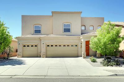 Albuquerque Single Family Home For Sale: 1835 Cam Fella Street SE