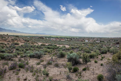 Rio Rancho Residential Lots & Land For Sale: 6537 Milpa Alta Road NE