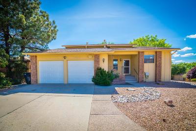 Single Family Home For Sale: 5415 Vista Del Cerro NE