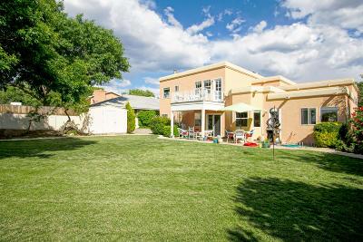 Single Family Home For Sale: 9629 San Bernardino Drive NE