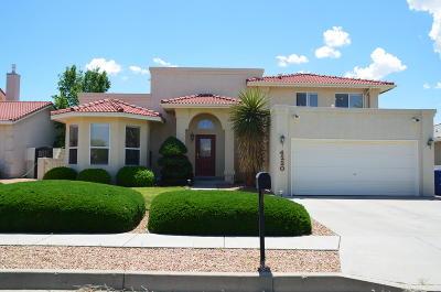 Albuquerque Single Family Home For Sale: 4220 Loren Avenue NW