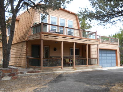 Tijeras, Cedar Crest, Sandia Park, Edgewood, Moriarty, Stanley Single Family Home For Sale: 2 Sonata Court