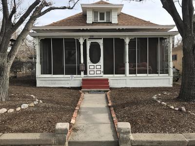 Single Family Home For Sale: 210 High Street SE