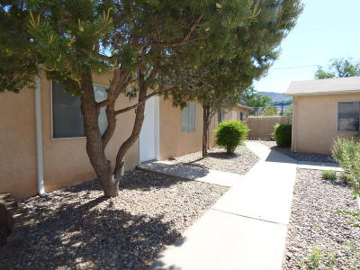 Albuquerque Multi Family Home For Sale: 12824 Skyline Road NE