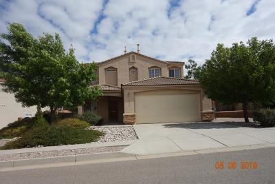 Albuquerque Single Family Home For Sale: 12023 Gallant Fox Road SE