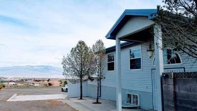 Rio Rancho Single Family Home For Sale: 1112 12th Street SE