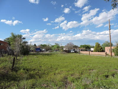 Albuquerque Residential Lots & Land For Sale: 2724 Malpais Road SW