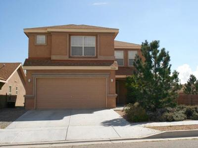Albuquerque Single Family Home For Sale: 10404 Woodquail Drive NW