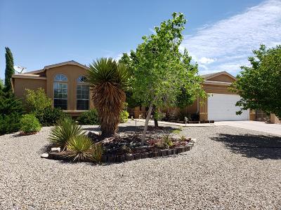 Rio Rancho Single Family Home For Sale: 2152 Conestoga Road SE