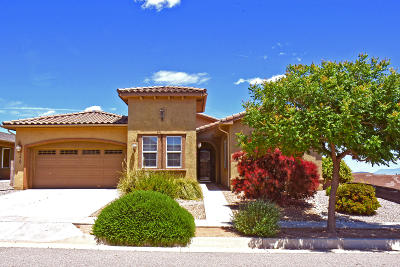 Los Lunas Single Family Home For Sale: 370 Zuni River Circle SW