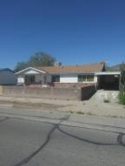 Socorro County Single Family Home For Sale: 707 Franklin Street