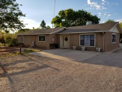 Belen Single Family Home For Sale: 106 Square Deal Road