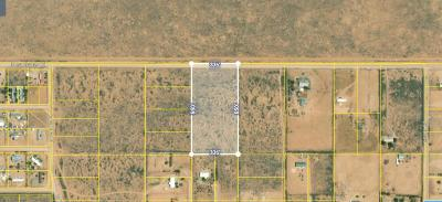 Valencia County Residential Lots & Land For Sale: Mesa Estates Rd Tract 4 Road