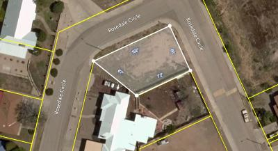 Valencia County Residential Lots & Land For Sale: Rosedale Circle