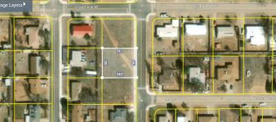 Torrance County Residential Lots & Land For Sale: Parkwood Lot 2