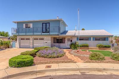 Bernalillo County Single Family Home For Sale: 10405 Stovall Court NE
