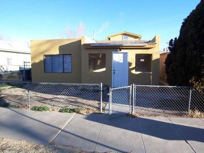 Albuquerque Multi Family Home For Sale: 907 Coal Avenue SW