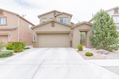 Albuquerque Single Family Home For Sale: 8924 Mission Ridge Drive NW