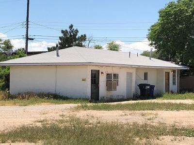 Albuquerque Multi Family Home For Sale: 1027 Forrester Street NW