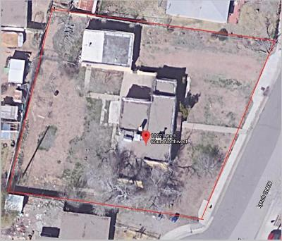 Albuquerque Residential Lots & Land For Sale: 1017 Lynch Court NW