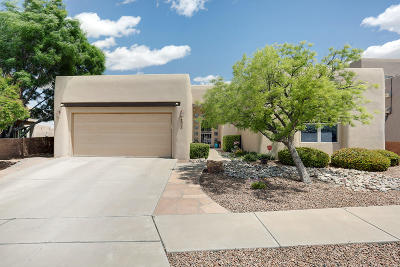 Albuquerque Single Family Home For Sale: 7205 Hawthorn Avenue NE
