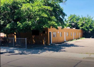 Albuquerque Multi Family Home For Sale: 131 General Arnold Street NE