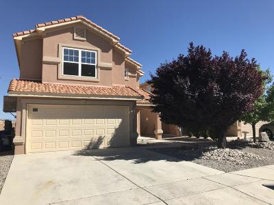 Albuquerque Single Family Home For Sale: 2016 Cielo Oeste Place NW