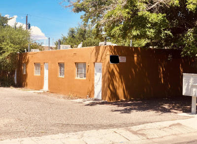 Albuquerque Multi Family Home For Sale: 135 General Arnold Street NE