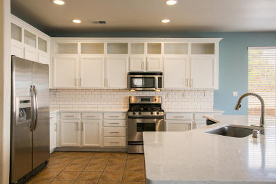 Albuquerque Single Family Home For Sale: 7135 Eagle Canyon Road NE
