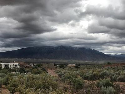 Rio Rancho NM Residential Lots & Land For Sale: $37,500