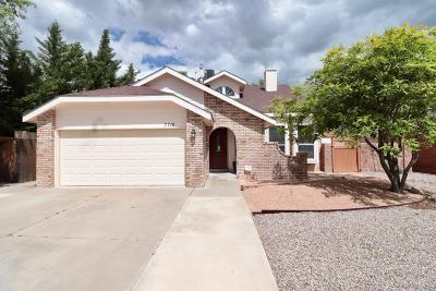 Albuquerque Single Family Home For Sale: 7712 Sunrose Drive NW