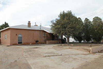 Albuquerque Single Family Home For Sale: 314 Clark Road SW