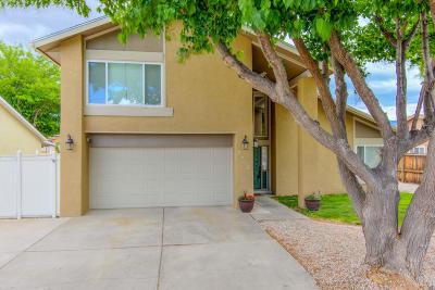 Albuquerque Single Family Home For Sale: 7712 Callow Street NE