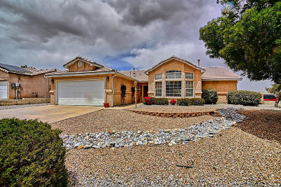 Rio Rancho Single Family Home For Sale: 3161 Ashkirk Loop SE