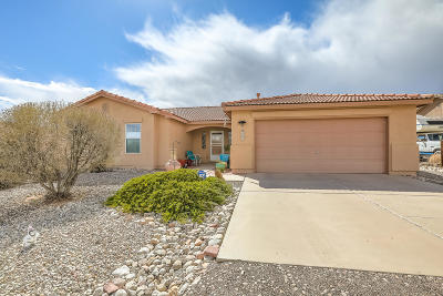 Rio Rancho Single Family Home For Sale: 405 9th Street NE
