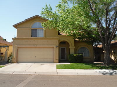 Albuquerque NM Single Family Home For Sale: $208,000