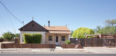 Albuquerque Single Family Home For Sale: 1514 Mountain Road NW