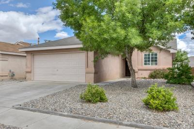 Albuquerque Single Family Home For Sale: 7623 Pronghorn Road SW
