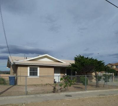 Socorro County Single Family Home For Sale: 1244 Calixtro Road