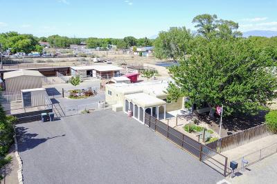 Albuquerque Single Family Home For Sale: 2725 Lucca Avenue SW