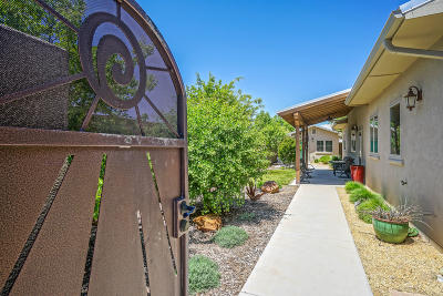 Albuquerque Single Family Home For Sale: 5128 Guadalupe Trail NW