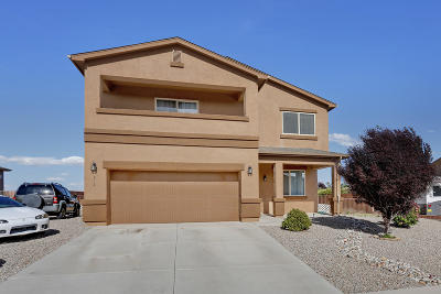Rio Rancho Single Family Home For Sale: 312 Landing Trail NE