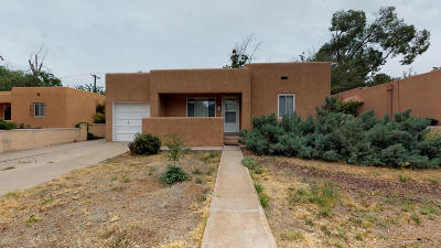 Albuquerque Single Family Home For Sale: 740 Wellesley Drive NE